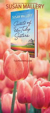 Secrets of the Tulip Sisters Bookmark 1