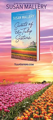 Secrets of the Tulip Sisters Bookmark 2