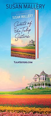 Secrets of the Tulip Sisters Bookmark 3